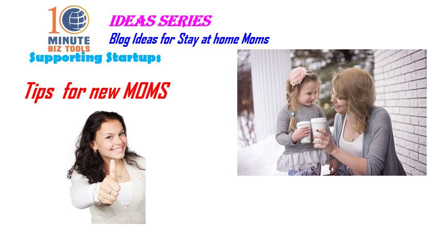 businessand blog ideas for stay at home moms