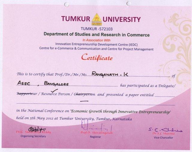 Entrepreneurship Development Center
